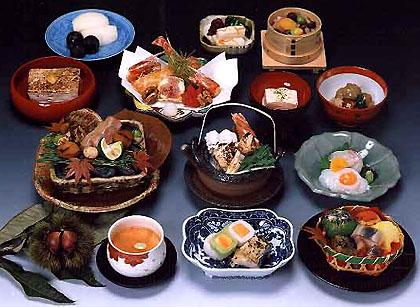 Comida dom stica japonesa gastronomia japonesa for Mesa japonesa tradicional